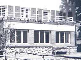 Kaprálův mlýn před rokem 1945