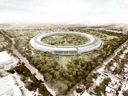 Sídlo pro 13 tisíc zaměstnanců by mělo být dokončené v roce 2015.
