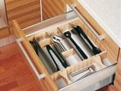 Nová kuchyně Aroma a možné vybavení zásuvek