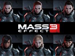 Mass Effect 3 - první kolo hlasování