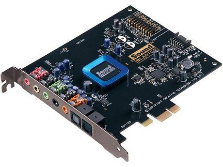 Zvuková karta Core3D PCI Express