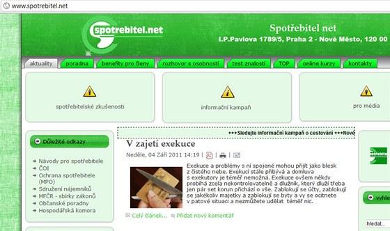 Spotřebitel.net