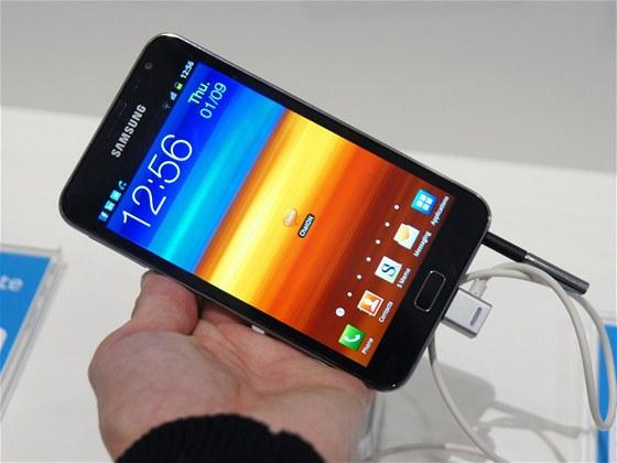 Samsung Galaxy Note - premiéra Berlín