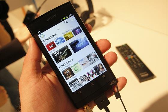Sony Walkman A-Series