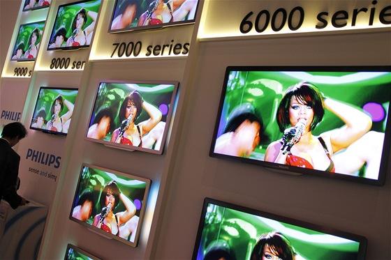 Philips - televizory