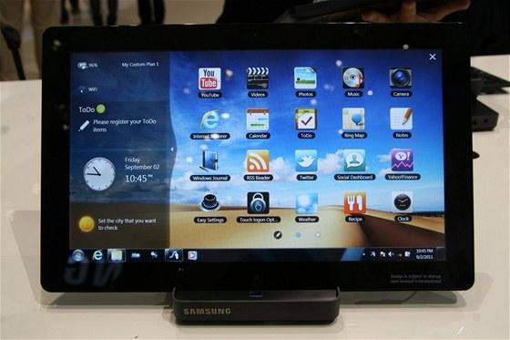 Samsung 7 Series Slate PC