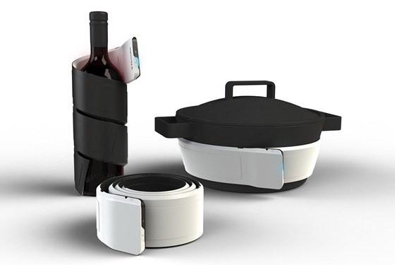 Enzo Kocak z Monash University navrhnul víceúčelový přenosný ohřívač a chladící