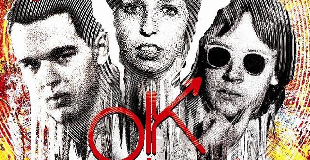 Obal bilančního alba OK Bandu