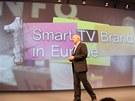 Michael Zöller, evropský marketingový ředitel Samsung TV/AV