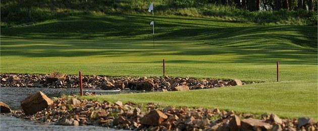 hřiště Albatross Golf Clubu