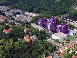 Rezidence Čámovka: Nové byty v unikátním projektu.