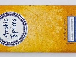 Čokoláda Rococo Arabic spices