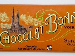 Čokoláda Bonnat mléčná