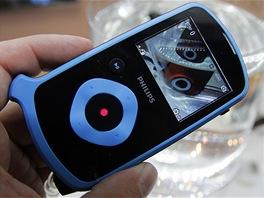 Philips ESee - voděodolná HD kamera