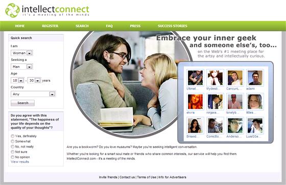 Intelektuálové sobě - intellectconnect.com