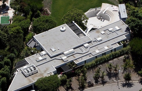Sídlo z 50. let minulého století je dílem slavného amerického architekta