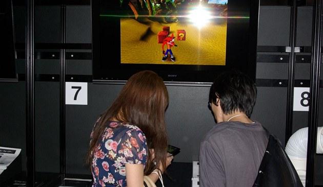 Mobilní hry a aplikace na Tokyo Game Show 2011 - Sony sází na osvědčené značky