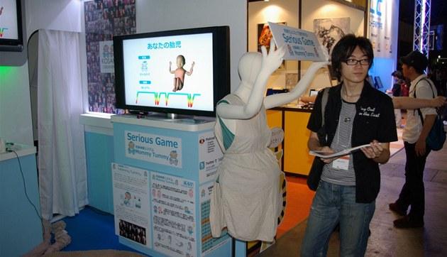 Simulátor těhotenství