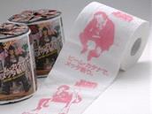Toaletní papír No More Heroes