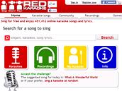 Zazpívejte sobě i ostatním - redkaraoke.com