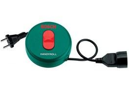 Naviják kabelu ho drží stále napnutí, takže se snižuje riziko přestřihnutí