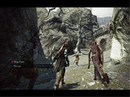 Výběr cizích avatarů v Dragon's Dogma byl ještě možností dobrovolné volby.