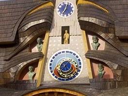 Orloj ve Staré Bystrici