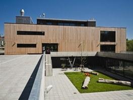 Stavba roku Libereckého kraje 2011 - Vratislavice n. N. – Centrum, etapa I –