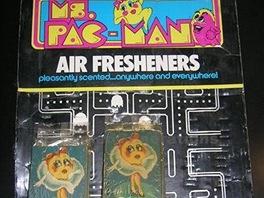 Osvěžovač vzduchu Ms. Pac-Man