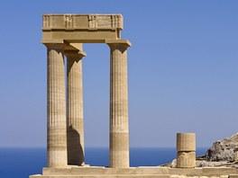 Rhodos, Řecko