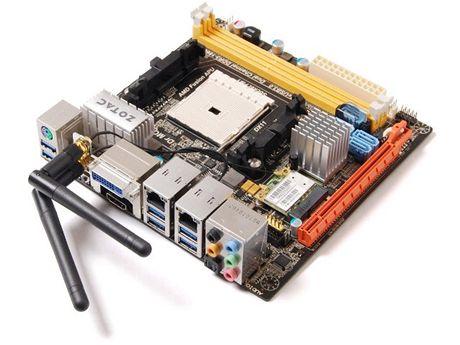 Zotac A75-ITX
