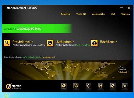 Norton Internet Security 2012