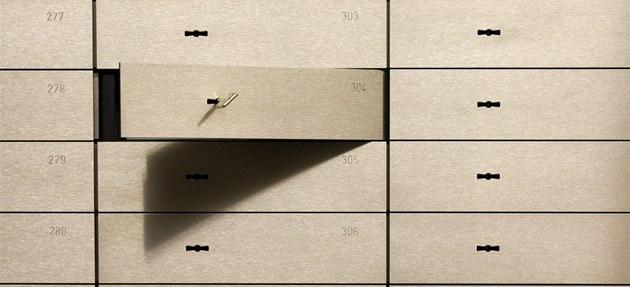 Bezpe�nostní schránky nabízejí v�echny velké banky. Ilustra�ní snímek