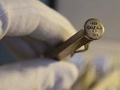 Tužka firmy Waldmann s věnováním.