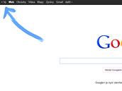 """Google na svoji síť upozorňuje """"nenápadnou šipečkou"""""""
