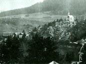 kaplička nad Kyselkou