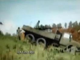 Záběry ARMA 2 v televizi ITV