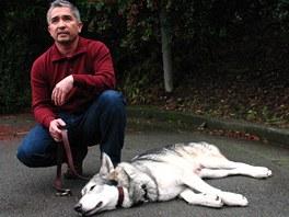 Znalec psí duše Millan Cesar pracuje se psy tak, jak to znal už od dětství od