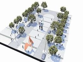 Doprava bude na asi sedm set metrů dlouhém Václavském náměstí utlumena, zmizí