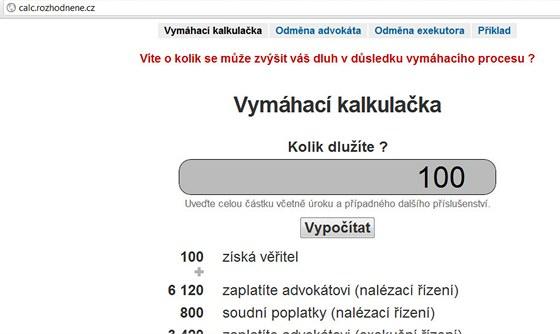 Calc.rozhodnene.cz