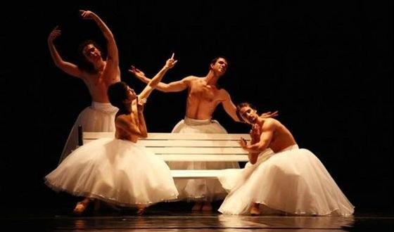 Ze Zuskova baletu Mariin sen