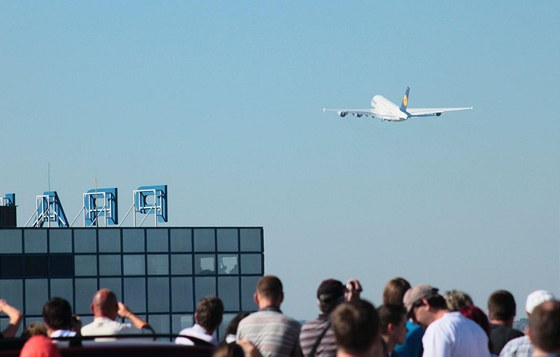 Jak se loví letadlo