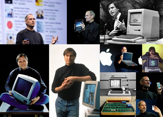 Prohlédněte si s námi 11 produktů, kterými Steve Jobs změnil tvář dnešního IT.