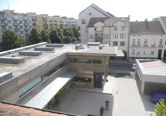 Tiskárna na Pekařské ulici v Českých Budějovicích