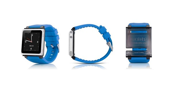 iPod Nano jako hodinky p�idává 16 nových vzhled�