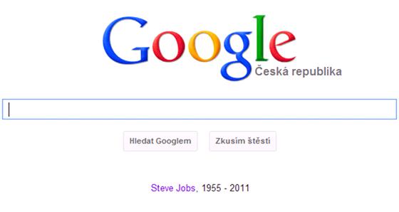 Steve Jobs - google