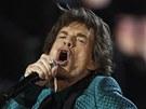 Grammy za rok 2010 - Mick Jagger (Los Angeles, 13. února 2011)