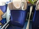 Přílet Airbusu A380 do Prahy