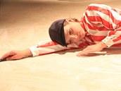 Herci pardubického divadla nastudovali hru o žokeji Váňovi