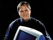 Populární sérii počítačů iMac odstartoval Jobs v roce 1998. V době, kdy většina